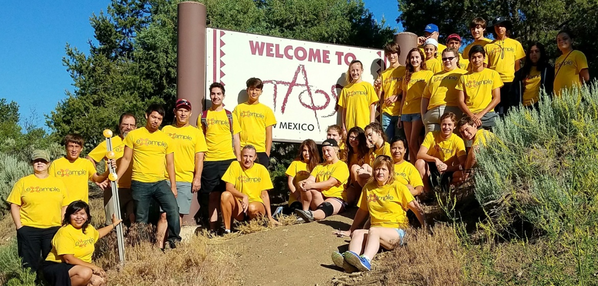 2017 New Mexico Mission Trip
