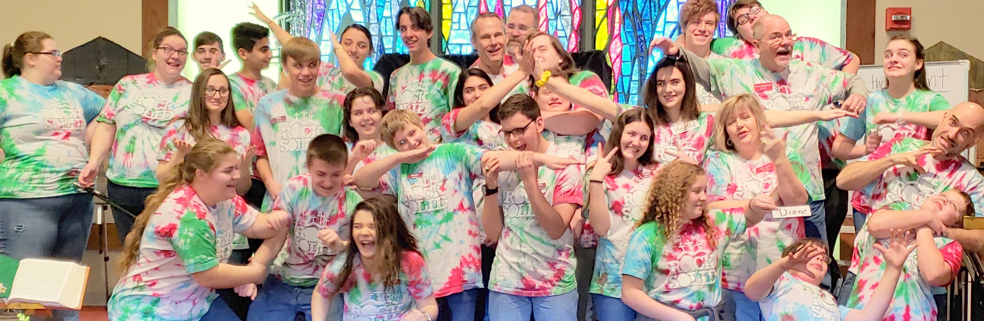 Youth Sunday – Student Page