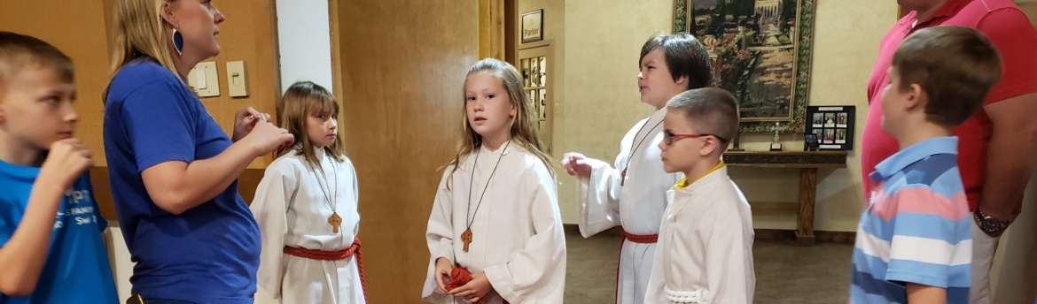 Acolyte Ministry